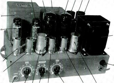 V2 www.americanradiohistory.com Variable Electronic Crossover and Biamplifier GEORGE C.