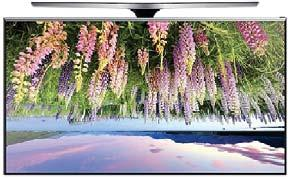 "TV Samsung UE32J4500 32""( 80cm) Smart HD LED 1366 x 768 DVB-T/C HyperReal picture Integrated Wi-Fi 100 Clear Motion Rate Wide Colour Enhancer (Plus) Sound output (RMS): 10W 2xHDMI,USB x1, Optical,"