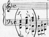 Schumann uses it to complete the end of a phrase before the same motive is repeated a major 2 nd down each time.