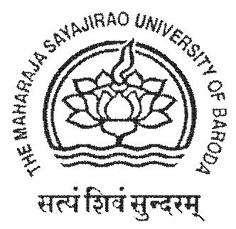 An Analytical Study of the Progress and Popularity of Indian Classical Music in the 20 th Century In the Baroda A Thesis submitted for the award of the degree of DOCTOR OF PHILOSOPHY in MUSIC-TABLA