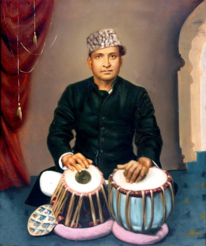 6:3 Ut.Habibuddin Khan A Khalifa of Arajada Gharana Ustad Habibuddin Khan visited Baroda twice in the Faculty of Performing Arts. He was a tender-hearted person. His deciple Prof.