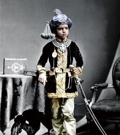 The rulers Reign [1] 2:2:2 Early life Young Sayajirao Gaekwad lll Sayajirao was born at Kavlana on the 11 March 1863 as Shrimant Gopalrao Gaekwad, second son of Meherban Shrimant Kashirao Bhikajirao