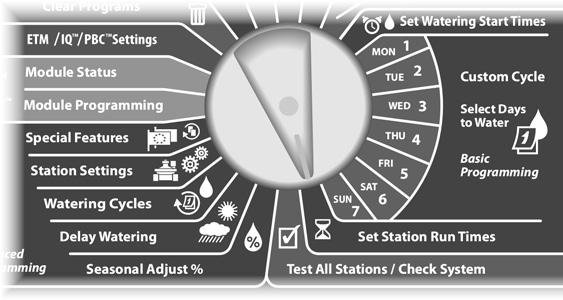 Station Run Times Run Times are the number of minutes (or hours and minutes) that each station runs. Once your stations are set up, you will want to assign irrigation Run Times for each one.