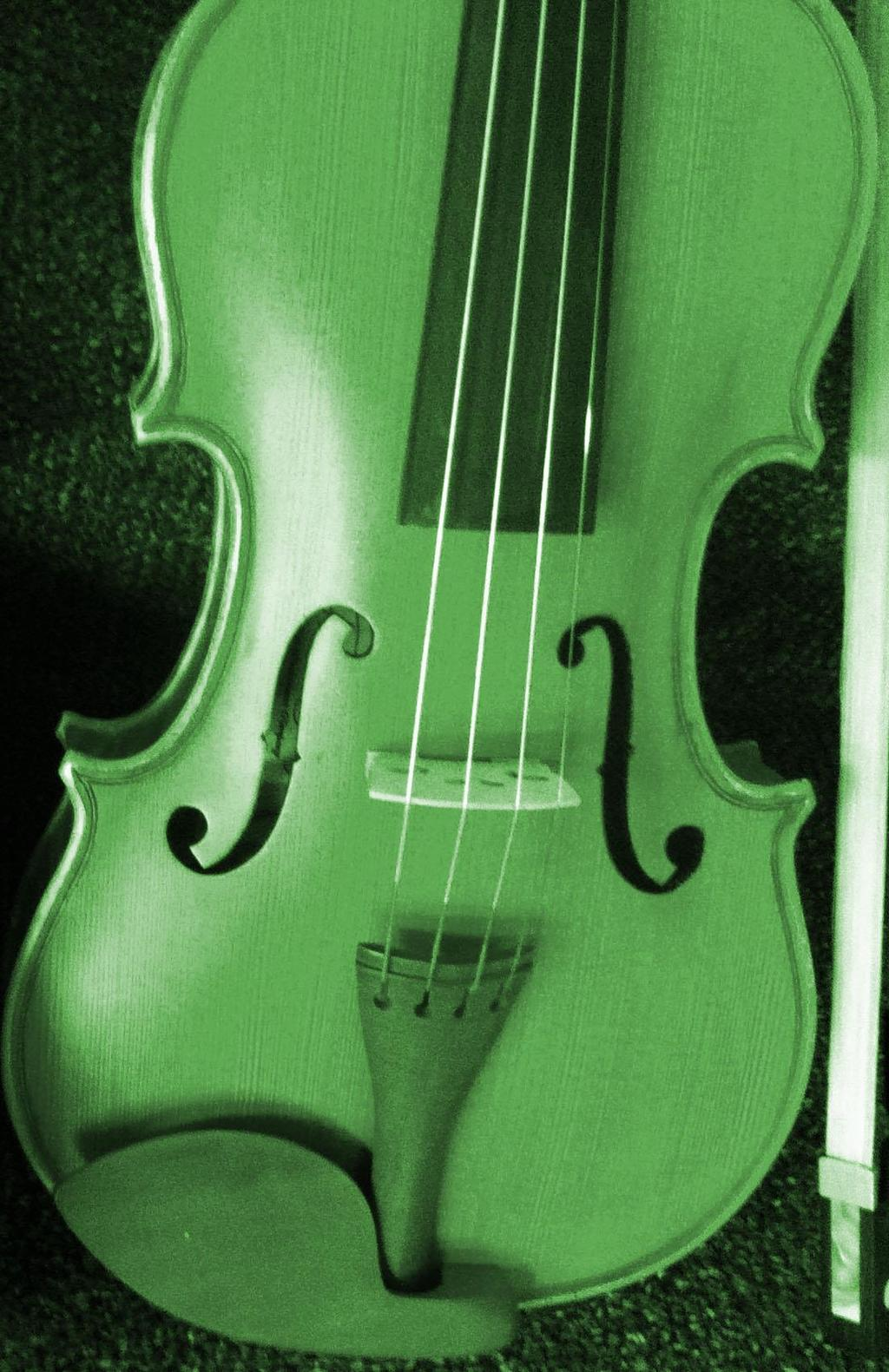 Violin Syllabus 2012 Examination