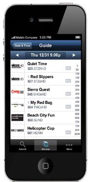 DVR SCHEDULER MOBILE APP RECORDING FROM YOUR COMPUTER OR PHONE Our FREE DVR Scheduler Mobile App is available for the iphone, Android, Palm Pre, Palm Pixi, BlackBerry and Windows Phone 7.