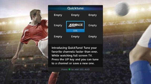 But thanks to DIRECTV s cutting-edge technology, whenever you tune to a channel with a blacked-out game, GameSearch recognizes the blackout and immediately looks to see if the game is on another