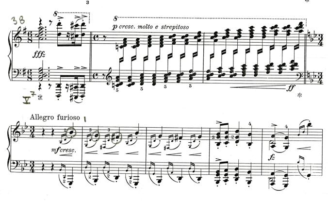 23 A similar type transition also occurs in Grieg s works