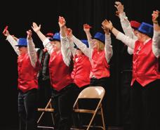 Access the Arts Programs Stories on Stage Ages 6-9 Students explore the world of performing arts with this fun and highly interactive musical theatre class.