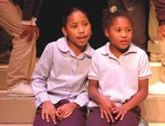 Unique musical theatre programs utilizing professional teaching artists are individually designed and implemented in collaboration with schools, community centers and other youth organizations