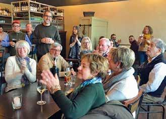 Held at various restaurants and pubs throughout the Cape, Coast and Islands, Pub Nights are a fun way for WCAI enthusiasts listeners and supporters to spend an evening mingling with station staff,