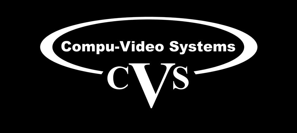 A Purchase receipt or other proof of date of original purchase from Compu-Video Systems Inc. or one of its Authorized Distributors or Dealers will be required before warranty service is rendered.