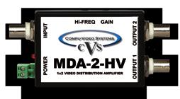 the MDA-2-HV to match