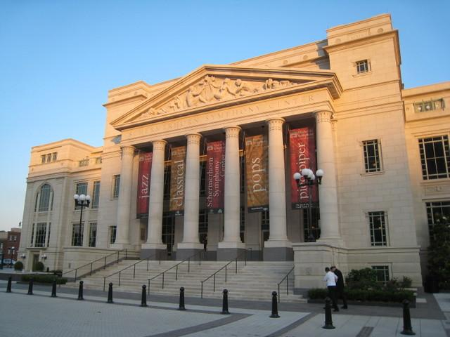 Schermerhorn Symphony Center A prominent example of 21st Century New Classical