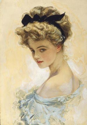 - The National Museum of American Illustration, Newport RI, debuted on May 24 a new exhibition, The American Muse with images of women by illustrators Harrison Fisher, Charles Dana Gibson, McClelland