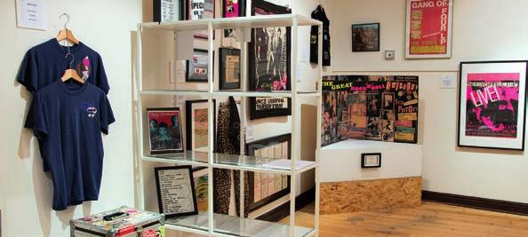 The anniversary of punk, its iconic imagery and fashion, made rare items associated with the Sex Pistol and The Clash of most interest to private collectors.