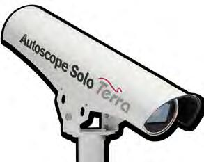 Vehicle Detection System Description The Autoscope Solo Terra sensor is a color video detection and surveillance system that quickly installs with 3-wires-only, reduces maintenance with ClearVision