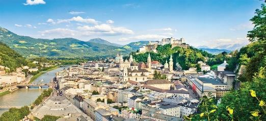 other highlights of this beautiful city. Enjoy an afternoon at leisure to independently explore and enjoy Salzburg s fabulous sights.
