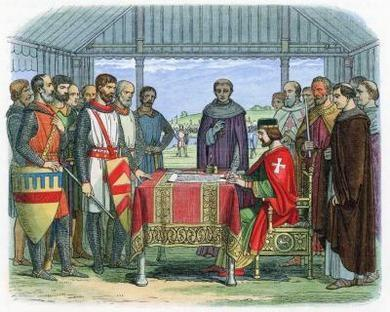 CONCORDIA OUTREACH THE MAGNA CARTA The Great Charter of Liberties Historical Background For schools this Summer we are presenting the story of the Magna Carta - the Great Charter of Liberties.