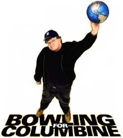 Bowling for Columbine EXPOSITORY PARAGRAPH GOAL: to write an organized, supported and error-free expository paragraph, summarizing Michael Moore s message(s) in the documentary Bowling for Columbine.