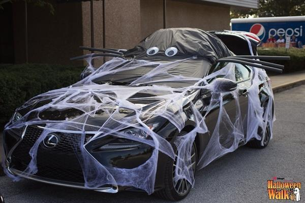 Trunk or Treat Offered to a car dealer Lujack Auto Plaza