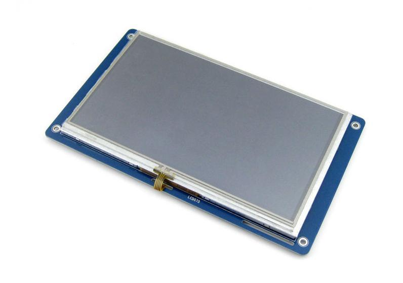 7inch Resistive Touch LCD User Manual Chinese website: www.waveshare.