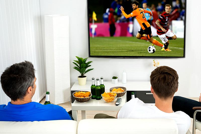 While across the population other screen use was unchanged in the latest 12-month period, people under age 12 and 18-39s devoted a slightly higher percentage of their total time with the TV for such