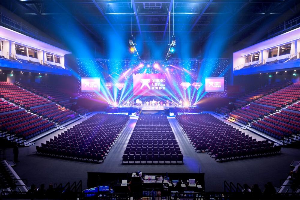 Studio City Event Center, the next generation in Macau s innovative, premiere live entertainment venue SCEC is a 5,000-seat multi-purpose entertainment complex, with state-of-the-art infrastructure