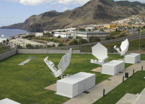 In-orbit operations broadcasting services, communications in the C-band with Africa, as well as a significant part of the Group s mobile and maritime activity.