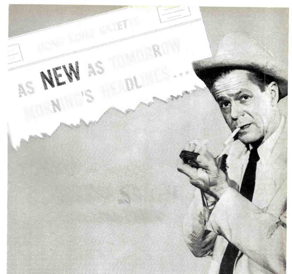 THE NEW ADVENTURES of CfflAlA Afl» STARRING DAN DURYEA As