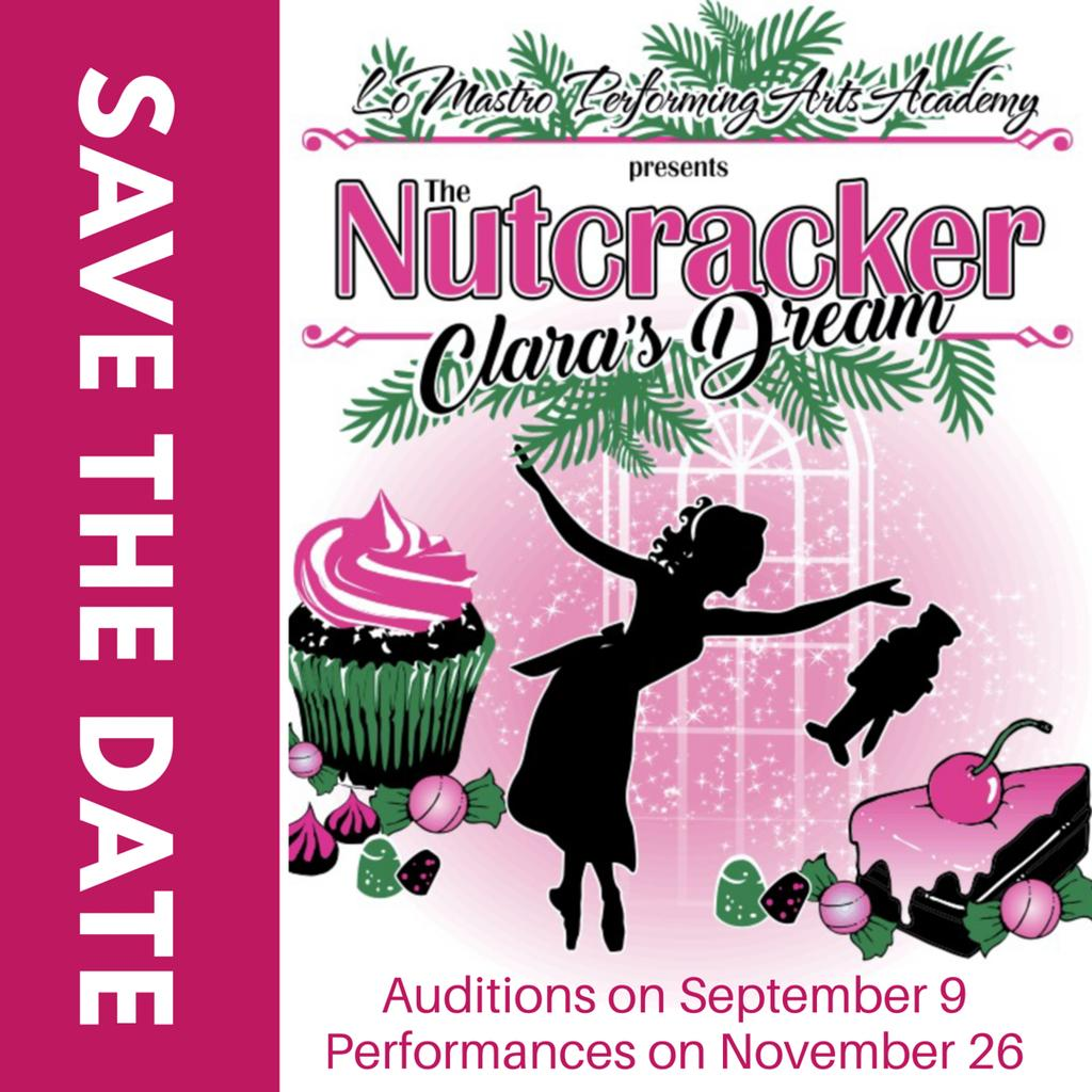 2017 Information Packet The Nutcracker: Clara s Dream is a one-act version of the ballet which takes place in the dreams of Clara in the Kingdom of the Sweets.