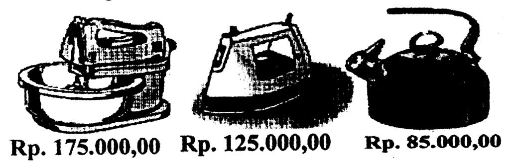 48. The pictures show that.. (a) the kettle is the cheapest