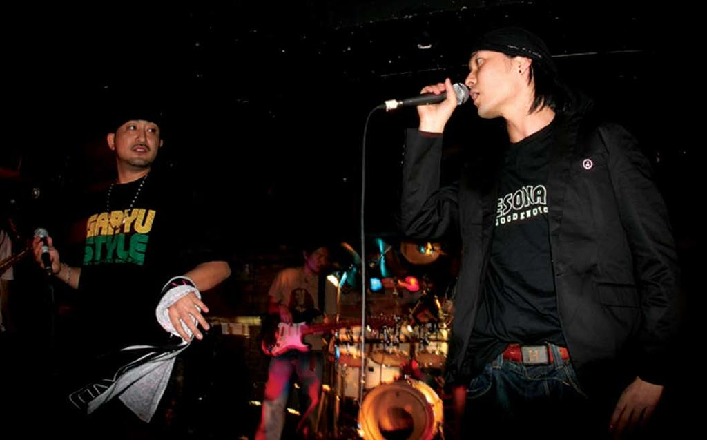 JAPANESE REGGAE LIVE IN NEW YORK *
