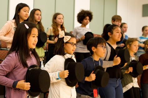 About Colburn Community School of Performing Arts The Colburn Community School of Performing Arts (CSPA) serves students of all ages with classes in music, drama, and early childhood arts education,