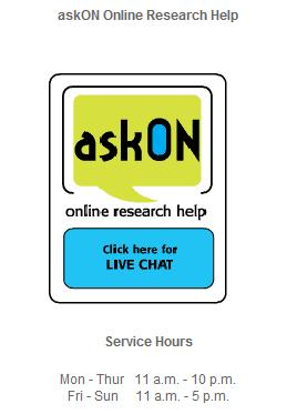 askon Chat with library