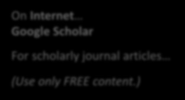 scholarly journal