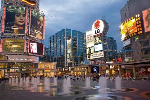 See Graffiti Alley and Queen Street West, Nathan Phillips Square, the Old City Hall, and the vibrant Yonge-Dundas Square WEDNESDAY, JUNE 26 Morning Festival Band rehearsal under the direction of