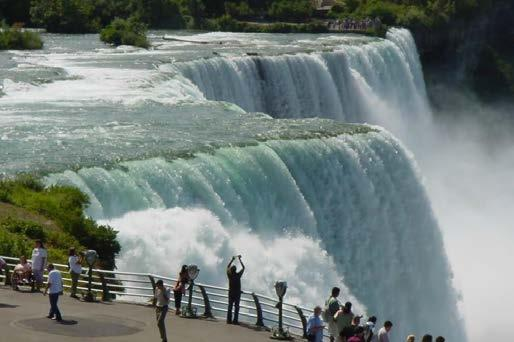 (if held) Overnight Niagara area Boat tour of the Falls Overnight Niagara area SUNDAY, JUNE 30 Transfer to the airport for your flight home ** Itinerary subject