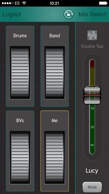 8. Wireless Control The Allen & Heath Qu-Pad and Qu-You apps are available free from the Apple Store for ios devices including ipad, iphone and ipod Touch.