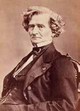 21 Handout Share Read Hector Berlioz Hector Berlioz by Amanda Wuerstlin director of education, Louisiana Philharmonic Orchestra Hector Berlioz was born December 11, 1803, in La Côte-Saint-André,