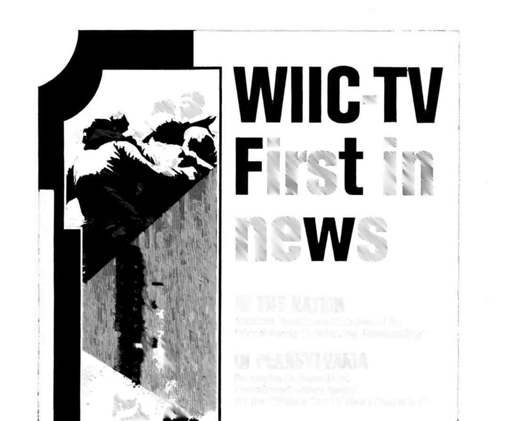 wiic-tv First in news IN THE NATION