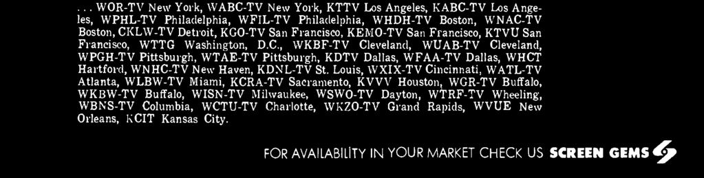 -TV New Haven, KDNL -TV St.