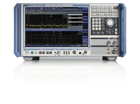 Applications Error analysis by recording and playing RF spectra of r ecording time using the analyzer's internal memory is usually not sufficient to ensure that the problem is detected.