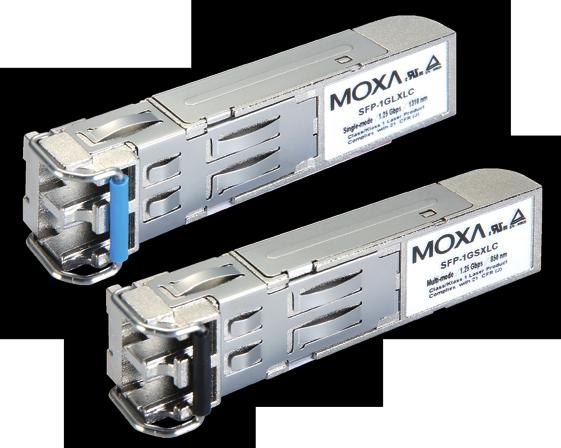 (WDM-type only) Note: WDM-type SFP modules must be used in pairs (e.g., SFP-1GXXALC and SFP-1GXXBLC) Optical Fiber Operating Temperature: Standard Models: 0 to 60 C (32 to 140 F) Wide Operating Temp.