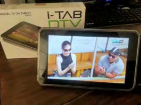 164 Total DTT Receiver sticker Year STB (DVB-T2) idtv Portable Total (units) 2014