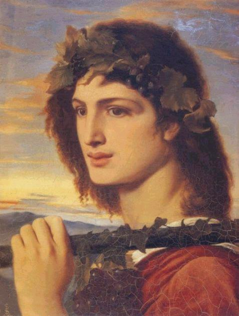 In Greek Mythology Dionysus was the son of Zeus.
