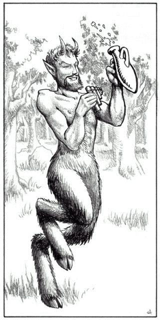 Word Origin Does the term Satyr remind you of any modern day