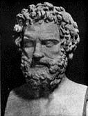 Sophocles Sophocles: (496-406 B.C.) The son of a wealthy merchant, he would enjoy all the comforts of a thriving Greek empire.