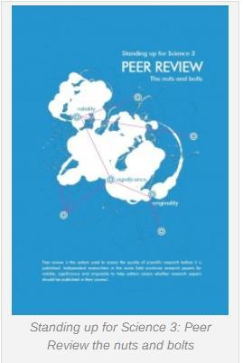 Peer review: the nuts and bolts A guide from Sense about Science Basics of peer review with early career researchers in mind 91% of researchers from a 2009 survey believe that