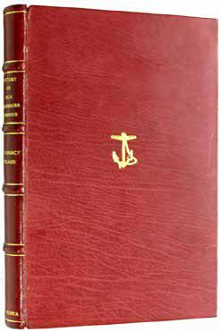 Edmund Burke Publisher LIMITED EDITION B10. DE COURCY IRELAND, John. History of Dun Laoghaire Harbour. With numerous illustrations and maps.