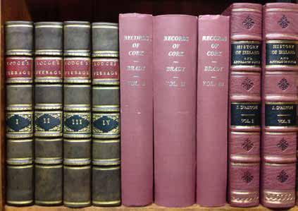 See items 174, 40, & 69 174. LODGE, John Esq. The Peerage of Ireland, or, A Genealogical History of the Present Nobility of that Kingdom. With engravings of their paternal Coats of Arms.